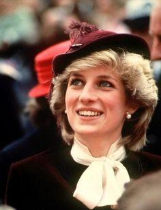 Princess Diana--- 1983