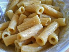 Super fast vegan mac 'n cheese (pasta, nutritional yeast, almond/rice/soy milk, lemon juice, stone ground mustard, & soy sauce)