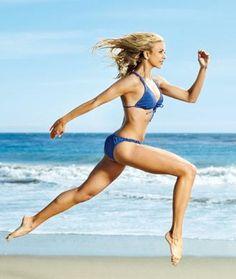 Jillian Michaels' Beach Body Workout: Tone Your Trouble Zones-Shape Magazine