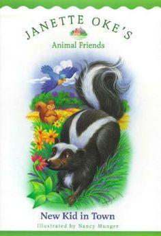 New Kid in Town (Animal Friends #5) by Janette Oke