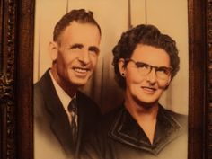 Branching Out Through The Years: Tombstone Tuesday ~ Ed Langley and Ethel Grote #genealogy