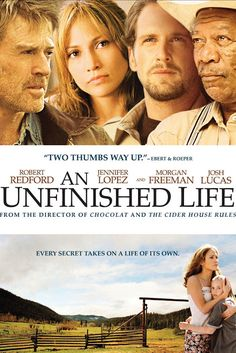At the Movies: An Unfinished Life (2005)