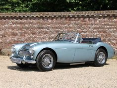 Austin Healey 3000 MK 3 (1964) - same year as ours but ours is the red one!