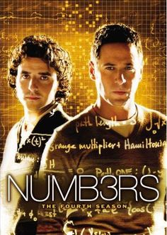 Paramount Studios Numb3rs: The Complete Fourth Season