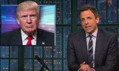 Watch Seth Meyers finally get Sarah Huckabee Sanders to tell the truth - Riot Housewives Sarah Huckabee Sanders, Night Video, Seth Meyers, Trump Taxes, Rudy Giuliani, Harvey Weinstein, National Security Advisor, Sad Day, Stop Talking