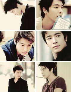 I love him♡