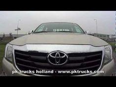 Toyota Hi-Lux 2.5 4x4 pick-up.mov  More information: http://www.pktrucks.com/stock/view/div2790
