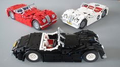 Jaguar Roadsters are a technical challenge