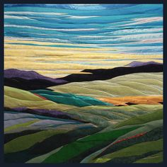 The twin imaginations of fiber artists Lisa and Lori Lubbesmeyer explore their time on the range and reflect on today.