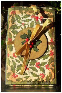 MoonSun Craft christmas card