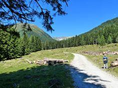 Rudolf-Schoberhütte Weg