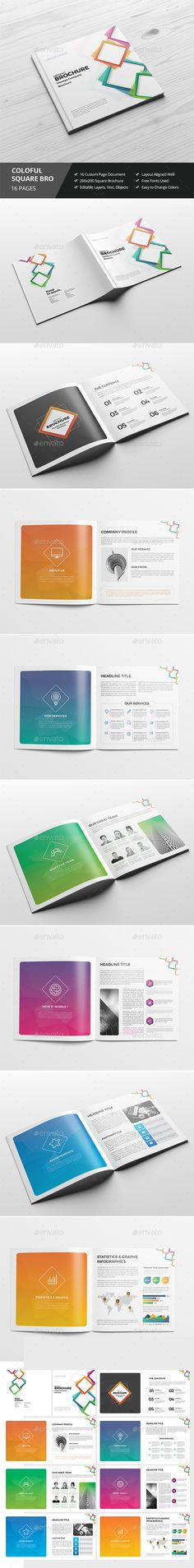 45+ Free Brochure Templates PSD Download Free brochure, Brochure - technology brochure template