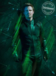 How<em>Arrow</em> saved the TV superhero — and why it had to end Cosplay Arrow, Green Arrow Cosplay, Brandon Routh, Grant Gustin, Batwoman, Nightwing, Entertainment Weekly, Series Dc, Oliver Queen Arrow