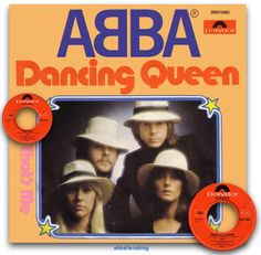Dancing Queen Lyrics and video by Abba - You can dance, you can jive, having the time of your life See that girl, watch that scene, digging the Dancing Queen Dance Music, My Music, Music Stuff, Rock Music, Dancing Queen Lyrics, Radios, Pochette Album, Out Of Touch, Best Dance