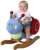 A great toy for vestibular stimulation for a young child.