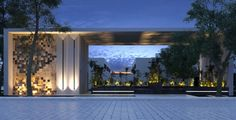 Main Gate Design, House Gate Design, Gate House, Entrance Design, Facade Design, Exterior Design, Front Gates, Entrance Gates, Grand Entrance