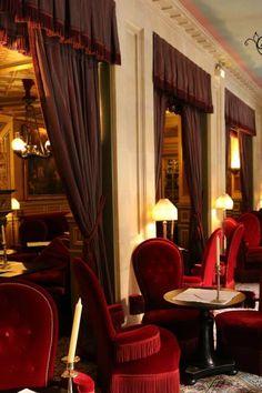 HOTEL COSTES PARIS inspires MadCharlotte. Paris, France.