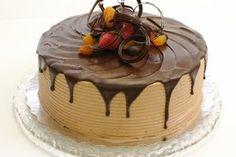 Noisette Chocolate Cake/Tort de ciocolata Noisette