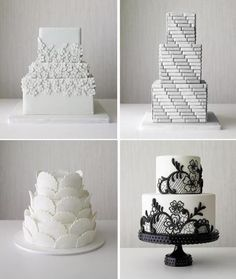 Simple and pretty #cakes