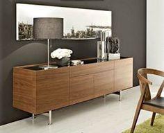 Completa la decoración de tu hogar con el bife Horizon de la firma Calligaris.