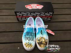 Pierce The Veil Shoes... BFF= Would love these shoes!