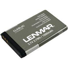 Lenmar Nokia 1100 Series 1600 Series & 3600 Series Cellular Phones Replacement Battery