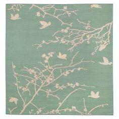 Liora Manne Terrace Plum Blossom Indoor/Outdoor Rug