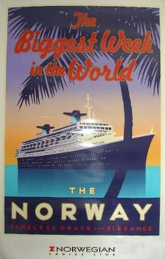 The Norway - Poster