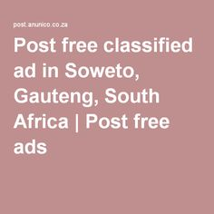 Post free classified ad in Soweto, Gauteng, South Africa Real Love Spells, Powerful Love Spells, Love Spell Caster, Post Free Ads, Spelling, Clinic, South Africa, Voodoo Spells, Magic Ring