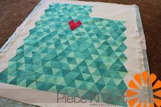 Just Sew Real: I Heart Utah Quilt