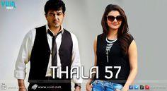 Kajal Aggarwal to replace Anushka in Thala 57 ?