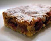 Crostata di Ciliege e Nocciola - Cherry and Hazelnut Tart