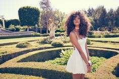 Marina Nery stars in For Love & Lemons' summer 2015 lookbook