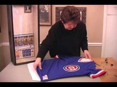 How to Frame a Jersey: 8 Steps (with Pictures) - wikiHow