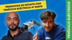 Respuesta a todas las preguntas que se puede hacer un nuevo usuario de vehículo eléctrico. Saúl López me manda sus dudas sobre su coche eléctrico :)