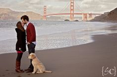 engagement session in San Francisco (photos by Stephanie Court)