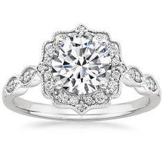 Engagement Ring Settings | Brilliant Earth Diamond Rings
