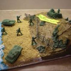 Party Idea on Pinterest  Monster Truck Party, Football Cakes and Army ...