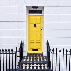 Good morning!  I think Brighton has a thing for colourful doors.  Love this shot by @andrajos  #ThisIsBrighton by brighton