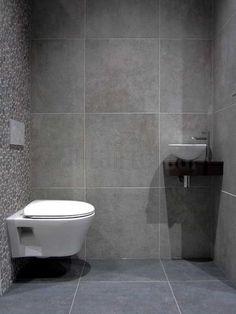 betonlook badkamer, beton vloer, betonlook tegels, hout, wit, Badkamer