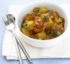 Squash & chorizo stew