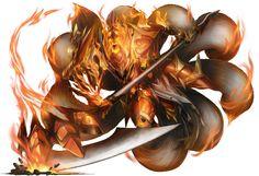No.687 熾焱承傳 ‧ 炎舞軍神 Inheritance - Paladin King of Fire #神魔之塔 #神魔_遊俠