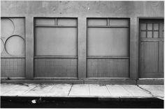 """Mountain View,"" 1972 from ""The Prototype Works."" Gelatin silver print. (Lewis Baltz/Courtesy Galerie Thomas Zander, Cologne)"