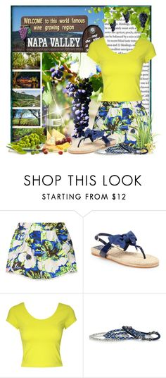 """""""Wine Country"""" by doozer ❤ liked on Polyvore featuring Tory Burch, Jane Norman, Topman and country"""