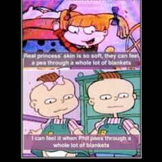 Loved The Rugrats!