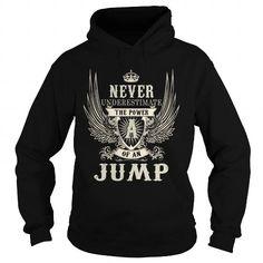 JUMP JUMPYEAR JUMPBIRTHDAY JUMPHOODIE JUMPNAME JUMPHOODIES  TSHIRT FOR YOU
