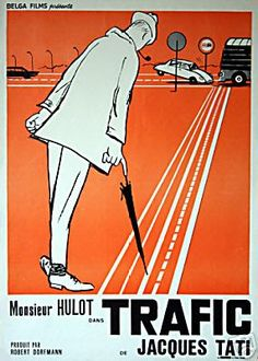More Jacques Tati, one of my favourite actors/directors.
