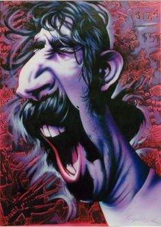 Frank Zappa 2 by JSaurer on DeviantArt
