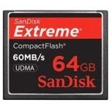 64GB Extreme CF Card by SanDisk. $146.89. 64GB Extreme CF Card. Save 24%!