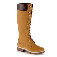 Chaussures femme Bottes cuir TIMBERLAND